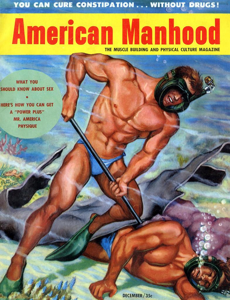 american manhood 1952